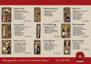 Hartges Flyer Praesente